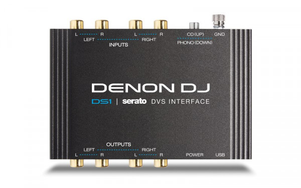 VERMIETUNG - Denon DJ DS1 Interface