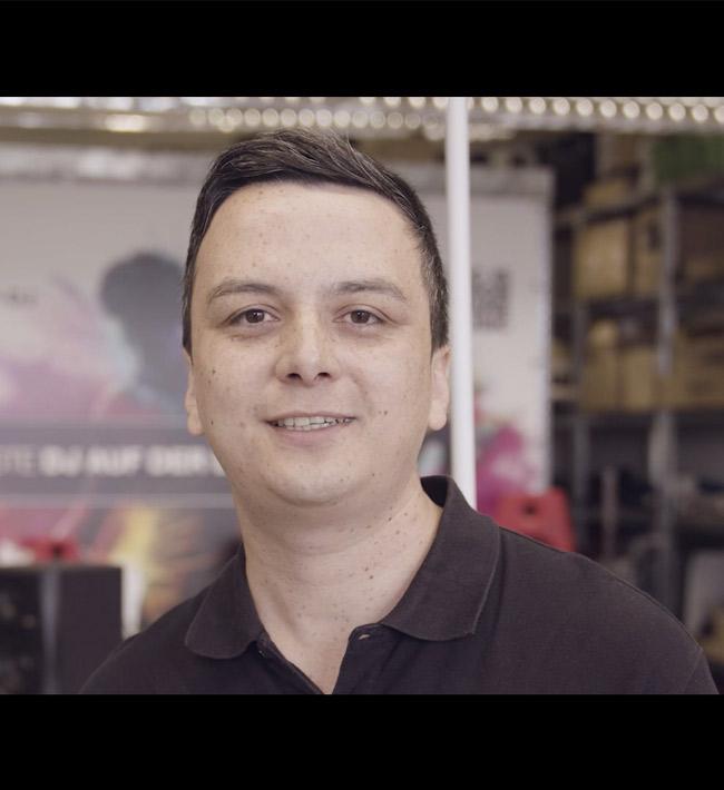 Flipware Inhaber/CEO Karl Boltz